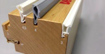 Способы утепления деревянных дверей