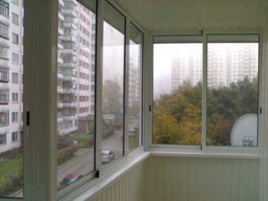 Окна для утепления балкона
