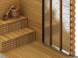 Фольгированое утепление бани из сруба