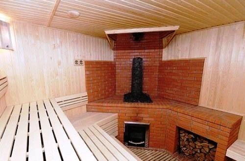 Утепление кирпичной бани изнутри и снаружи