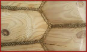 Утепление деревяной бани снаружи джутовым канатом