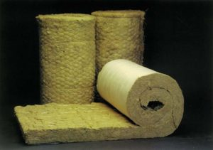 Рулонная минеральная вата для утепления мансарды