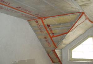Пароизоляция минваты при утеплении крыши