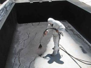 Внутренняя гидроизоляция подвальных помещений