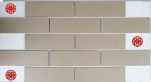 Термопанели для олицовки фасада крепится на специальными дюбелями