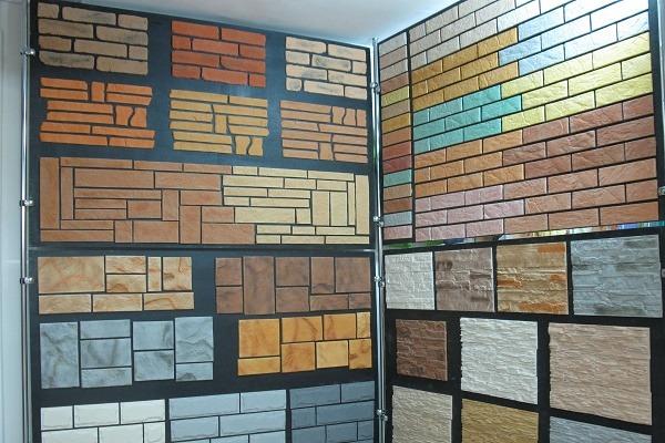 Широкий выбор термопанелей дает возможность выполнить любой фасад неповторимым