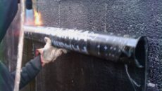 Рулонная гидроизоляция подвала - проверенный и эффективный способ