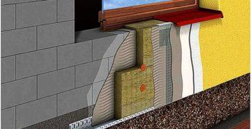 технология мокрого фасада по минвате
