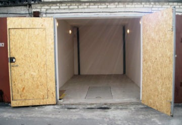 Утепление гаража как утеплить изнутри и снаружи утепляем своими руками потолок делаем теплой постройку из профнастила при помощи минваты