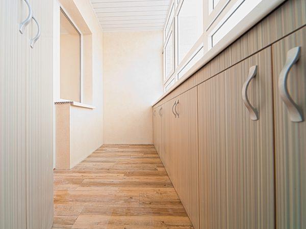Инфракрасный теплый пол на балконе под ламинат как оптимальный выбор