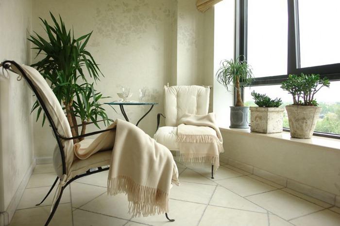 Теплый пол на балконе под плитку