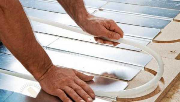 Теплый пол на балконе под плитку по деревянной настильной стяжке