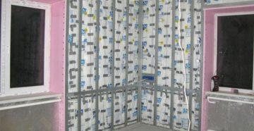 Как правильно утеплить стену в угловой квартире - рекомендации по выбору теплоизоляции и особенности монтажа